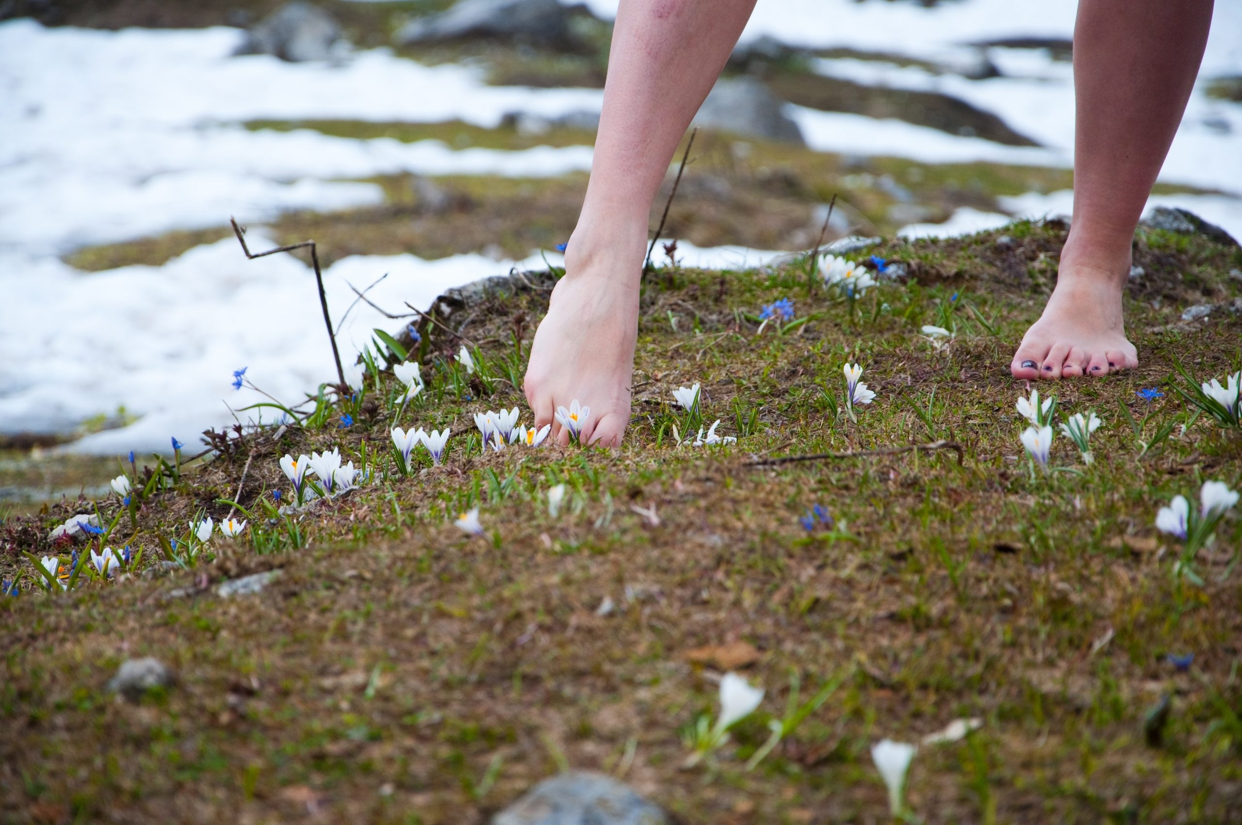 earthing to ground yourself