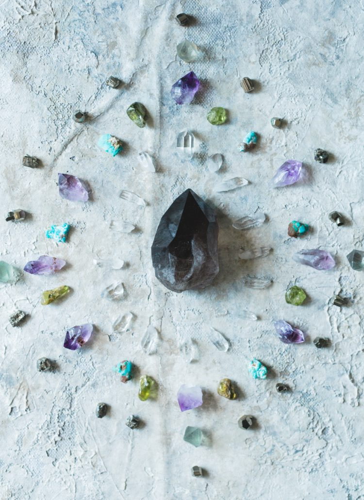 10 Most Powerful Crystals for Grounding