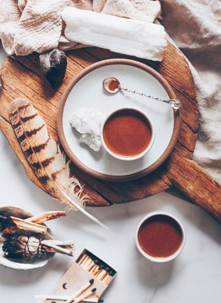 Awakening Tools: Using Cacao Ceremony to Open the Heart Chakra