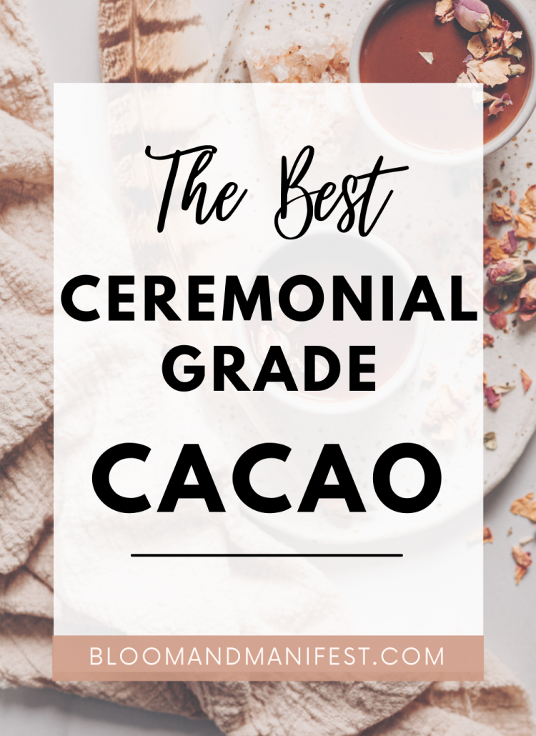 The Best Ceremonial Grade Cacao: Cups of Magic You Have to Try