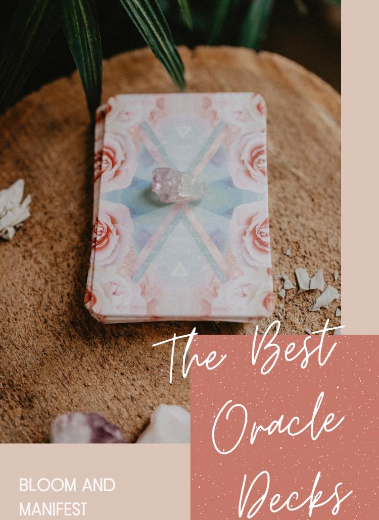 best oracle card decks